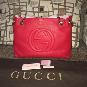 New Gucci Soho Shoulder Bag